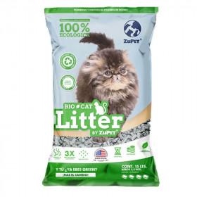 Zupet Bio Cat Litter Sustrato Ecológico