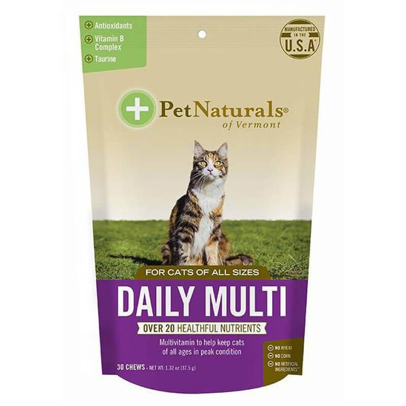Pet Naturals Daily Multi Gatos
