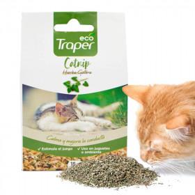 Traper Catnip Hierba Gatera 15 gr