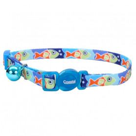 Coastal Collar Fashion Fish