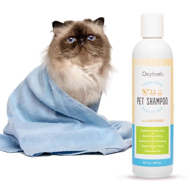 Oxyfresh Shampoo para Mascotas