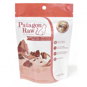 Patagon Raw Carne de Salmón Austral