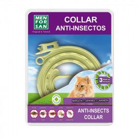 Menforsan Collar Repelente de Insectos para Gatos