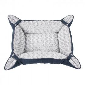 Pawise Cama Deluxe Gris para Gatos