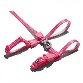 ZeeCat Arnés para Gatos Pink Wave