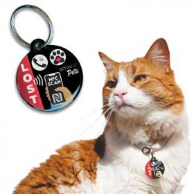Emerid Pets Placa Identificadora
