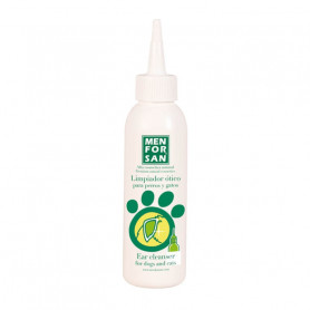 Menforsan Limpiador Ótico para Mascotas