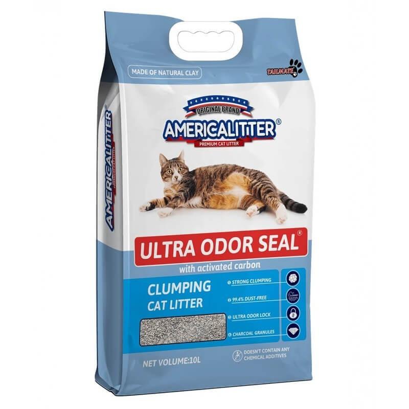 America Litter Ultra Odor Seal