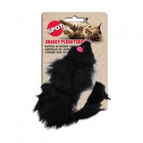 Spot Ratón Negro con Catnip