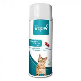 Traper Shampoo Espuma para Gatos