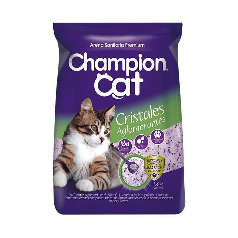 Champion Cat Arena Cristales Aglomerantes