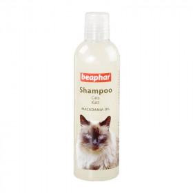 Beaphar Shampoo Aceite de Macadamia para Gatos