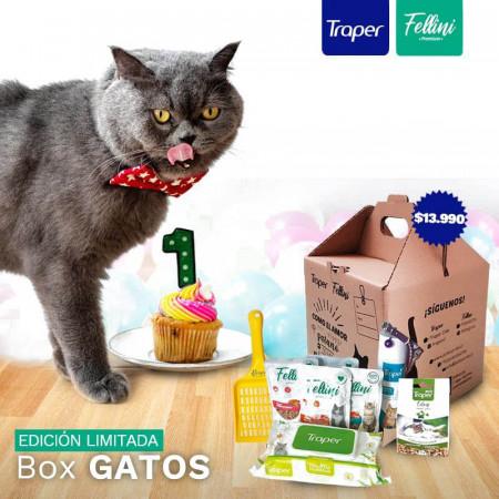 Fellini Traper Box Gatos