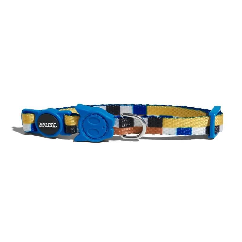 ZeeCat Collar para Gatos Blocks
