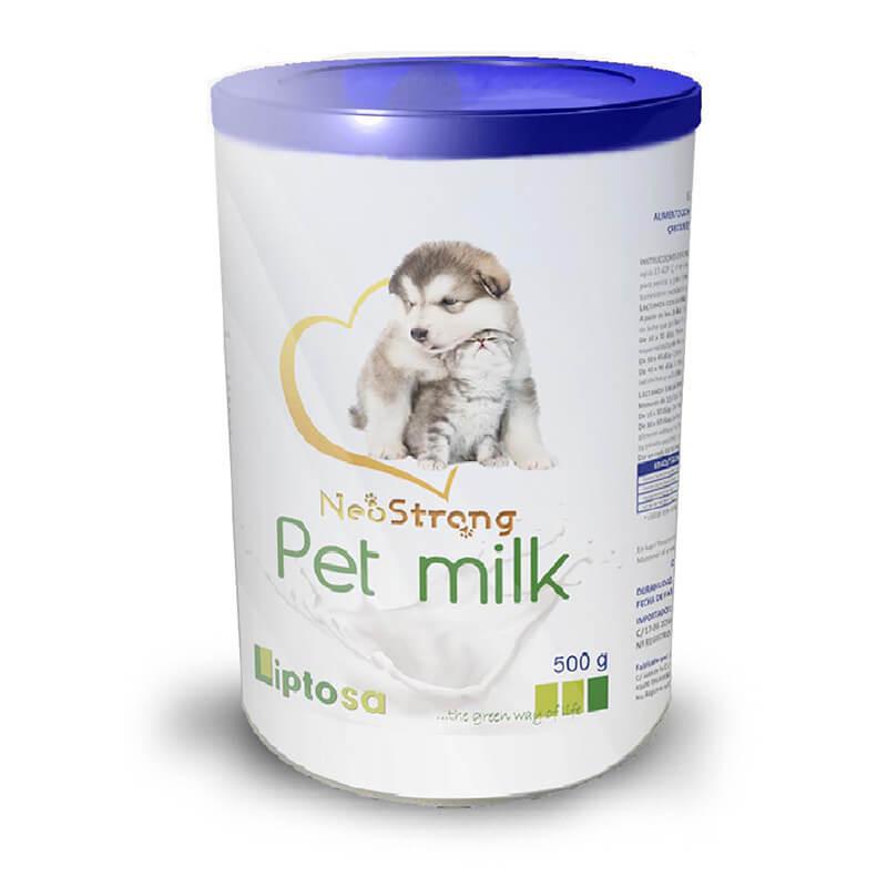 Neostrong Pet Milk Sustituto Lácteo