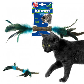 Gigwi Johnny Stick Plumas Dobles
