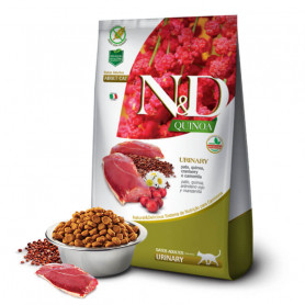 N&D Quinoa Feline Urinary Pato