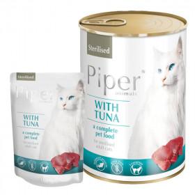 Piper Gato Esterilizado Atún