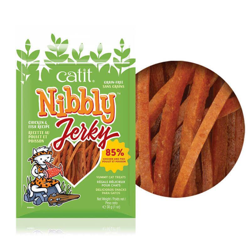Catit Nibbly Jerky