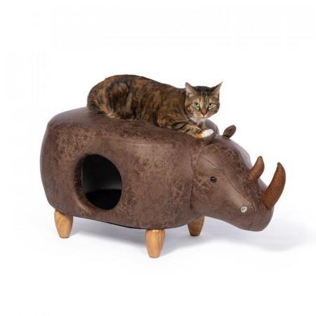 Refugio Rinoceronte para Gatos