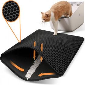Pawise Litter Mat para Gatos