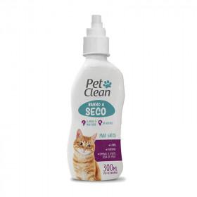 Pet Clean Shampoo en Seco para Gatos