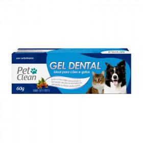 Pet Clean Gel Dental Sabor Tutti Frutti