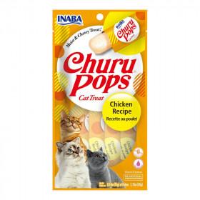 Inaba Churu Pops Sabor Pollo