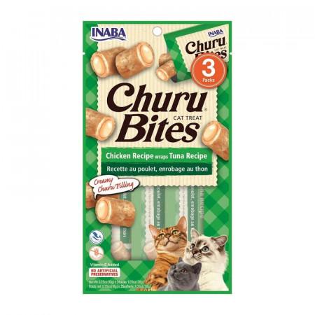 Inaba Churu Bites Wraps de Atún