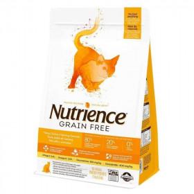 Nutrience Grain Free Pollo Pavo Arenque