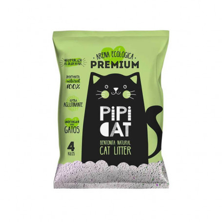 Pipicat Arena Ecologica para Gatos