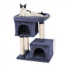 Rascador Refugio Bungalow para Gatos