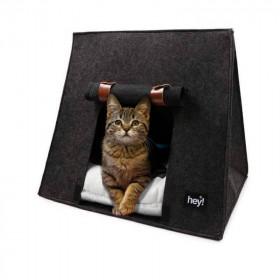 Hey! Carpa para Gatos