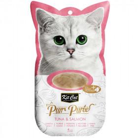 Kit Cat Purr Atún y Salmón