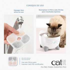 ZeeCat Collar para Gatos Tide