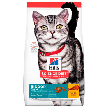 Hill's Science Diet Indoor Adult Cat