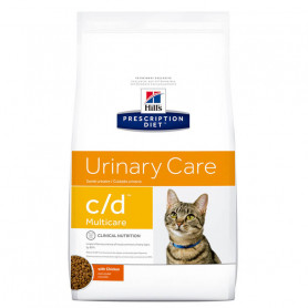 Hill's Prescription Diet c/d Multicare Feline