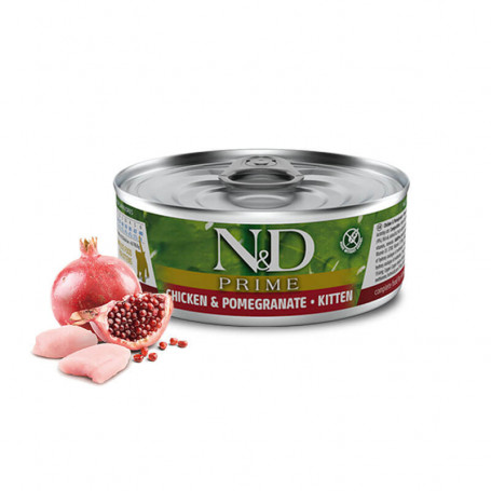 N&D Prime Pollo y Granada Kitten