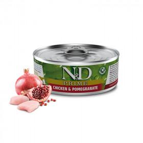 N&D Prime Pollo y Granada