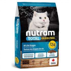 Nutram Total Grain Free Trout & Salmon Cat