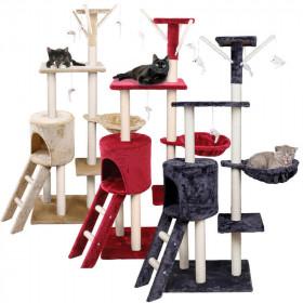 Rascador Play Tower para Gatos