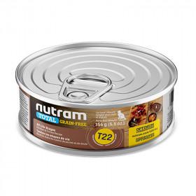 Nutram Lata Total Grain Free Chicken & Turkey Cat