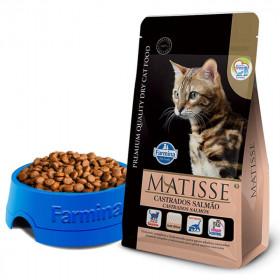Matisse Gato Adulto Castrado Salmón
