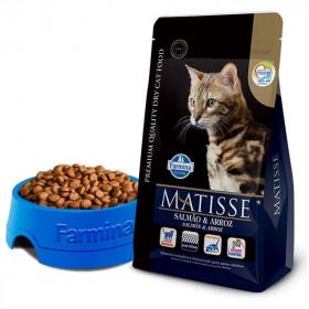 Matisse Gato Adulto Salmón y Arroz