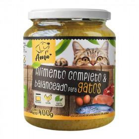 Ama Alimento Húmedo para Gatos