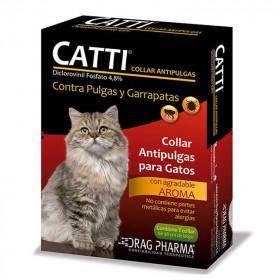 Catti Collar Antipulgas para Gatos
