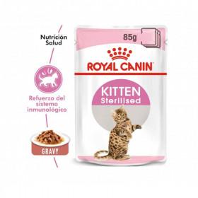 Royal Canin Sachet Kitten Sterilised