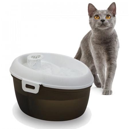 CatH2O Fuente de Agua Mini para Gatos 1,2 lts