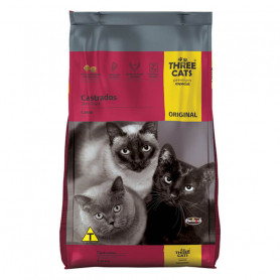 Three Cats Original Castrado