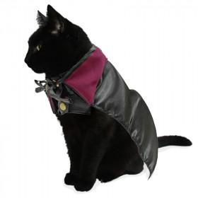 Disfraz Vampiro con Capa para Gato